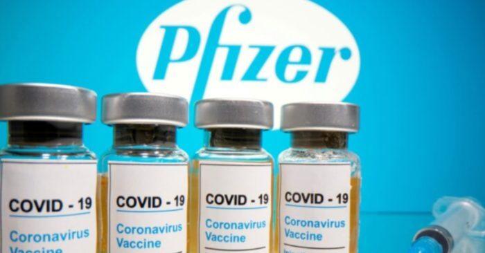 Vắc xin covid-19 Pfizer